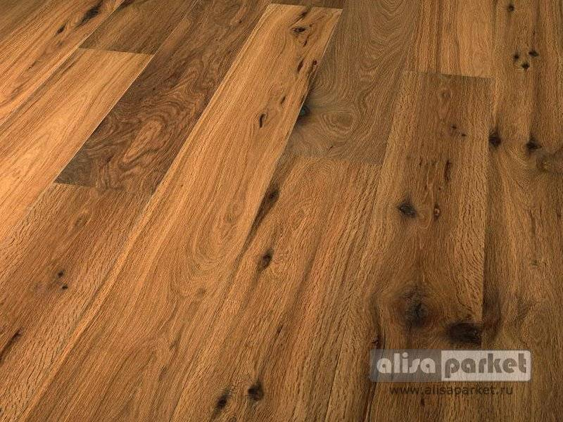 Фото паркетной доски Solidfloor Originals Smoky Mountains FSC в интерьере