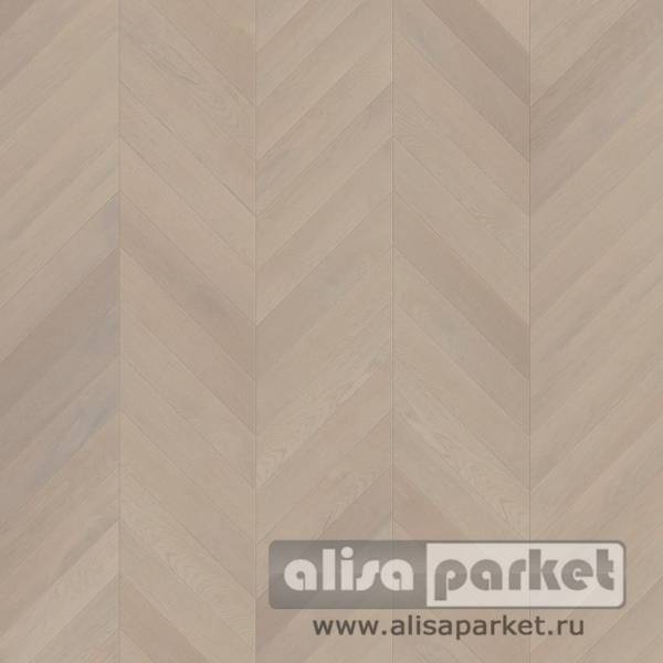 Фото паркетной доски Solidfloor Piet Boon Pebble Chevron в интерьере