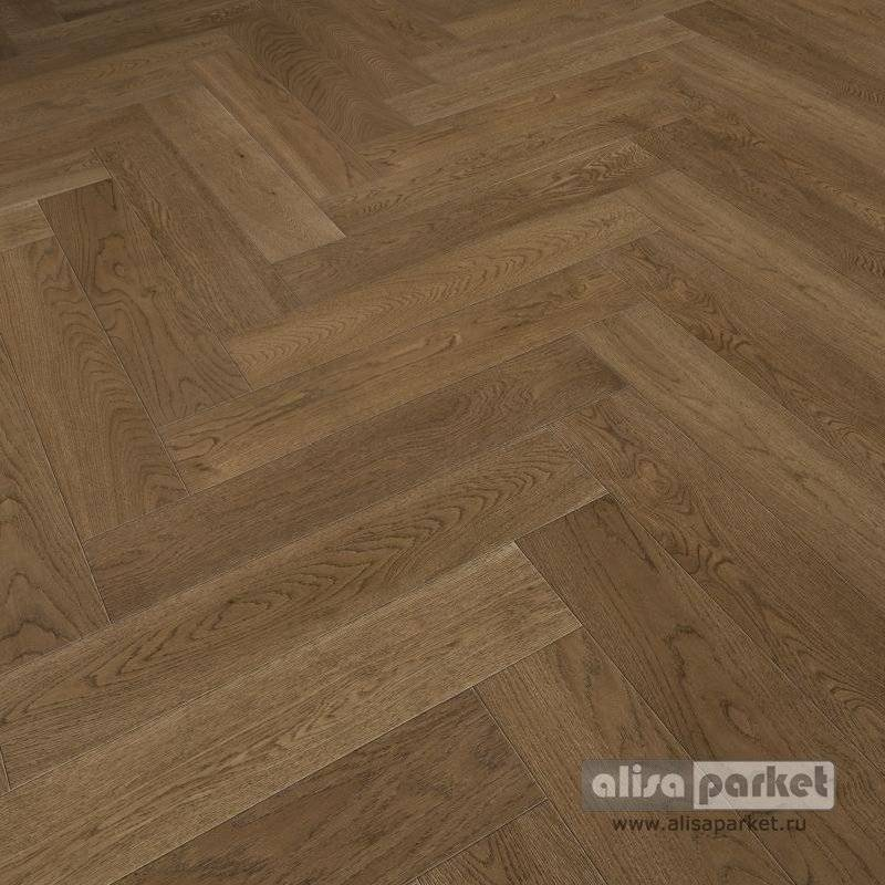 Фото паркетной доски Solidfloor New Classics Chantilly в интерьере