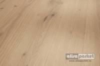 Паркетная доска Parador Basic Oak wideplank white lacquer-finish matt mini-bevel 1518250