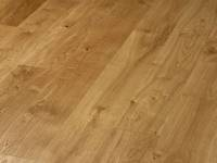 Паркетная доска Timberwise Однополосная Oak Classic brushed matt plank 185