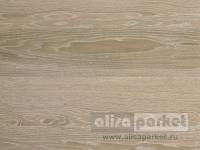 Паркетная доска Esta Parket Однополосная Oak Town Brushed White Pores UV-oil 110124