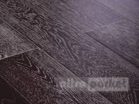 Паркетная доска Parquet Life Collection Oak brushed Noir