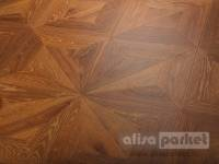 Ламинат Napple Flooring Art Parquet Walnut Floret 525