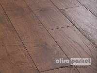 Массивная доска Deker Collection Oak Brushed Cinnamon