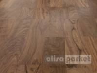 Паркетная доска Haro 1-полосная Toscana 4000 Series Loc connect American Walnut Toscana 518760