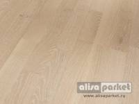 Паркетная доска Parador Basic Oak white pore Rustikal matt white lacquer-finish 1595130