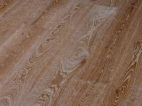 Паркетная доска Timberwise Однополосная Браун Вайт / Oak Classic brushed Brown White plank 185