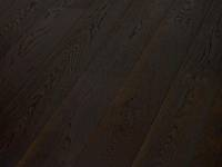 Паркетная доска Timberwise Однополосная Oak Classic brushed matt Walnut plank 185