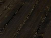 Паркетная доска Timberwise Однополосная Эбен Блэк / Larch brushed Eben Black plank 185