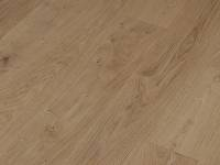 Паркетная доска Timberwise Однополосная Oak Classic Alaska brushed handwashed plank 185