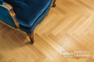 Фото Паркетная доска Boen Prestige 10 mm Oak Select EIN22P5D в интерьере