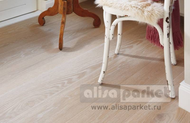 Фото Паркетная доска Boen Live Pure Planks 138, 209 mm Oak Grey Harmony 209 mm PBGV43FD