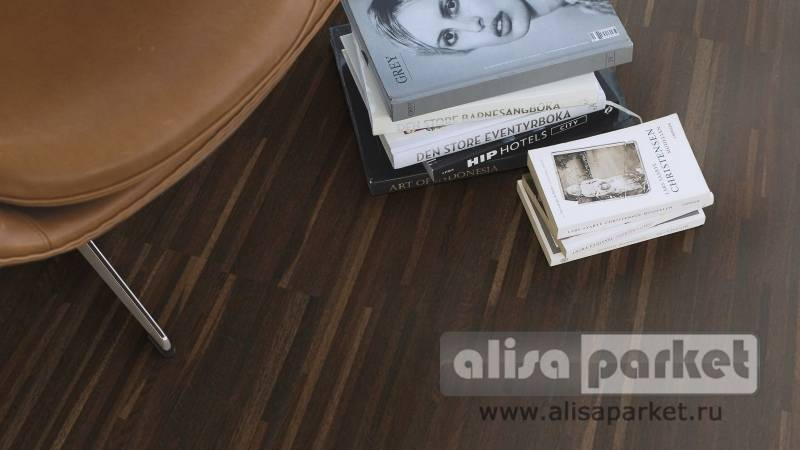 Фото паркетной доски Boen Fineline 138 mm Oak Fineline Smoked 138 мм в интерьере