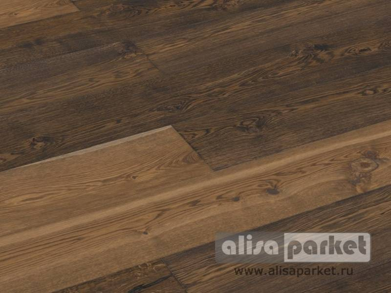 Фото паркетной доски Boen Chaletino Plank 300 mm Дуб Tobacco в интерьере