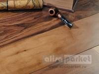 Паркетная доска Goodwin Однополосная American Walnut Natural