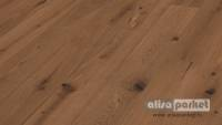 Паркетная доска Meister PD 400 Cottage Light brown smoked oak mountain brushed naturally oiled 8499