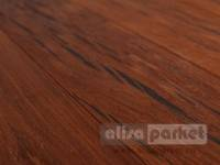Паркетная доска Mafi Tiger Oak Tiger Black Fill, Brushed Natural Oil EIT0BKN