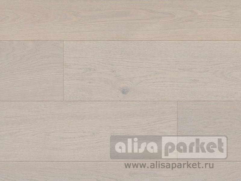 Фото паркетной доски Bauwerk Silverline Edition Дуб Silver 14 в интерьере