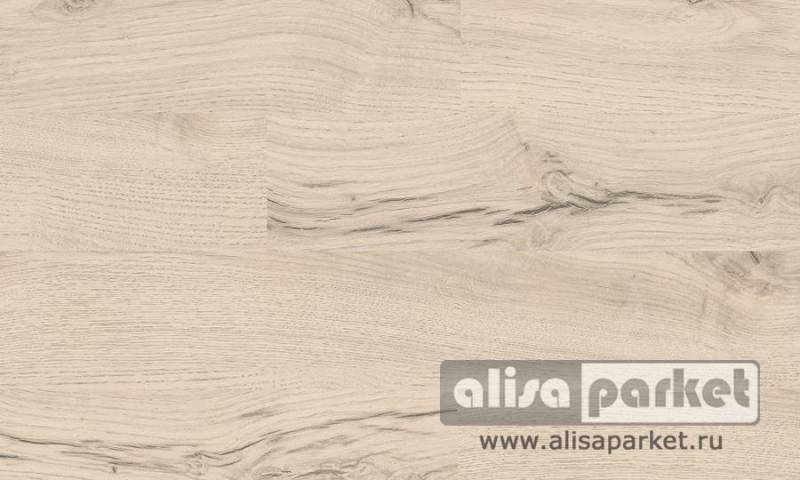 Фото паркетной доски Corkstyle Wood Plus Wood Alpine Oak White в интерьере