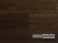Паркетная доска Tilo Montana Oak Mocca Antik Alpin, bevelled (4V), structured L1069