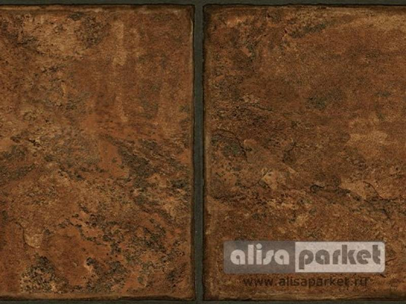 Фото Виниловые полы Corkstyle VinyLine Stone Hydro Plus Terracota Brown