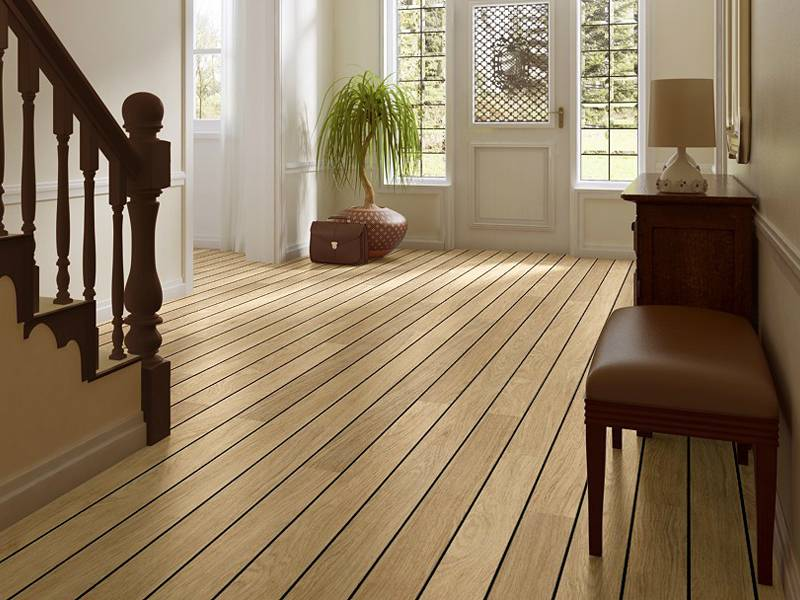 stain wood floors montreal