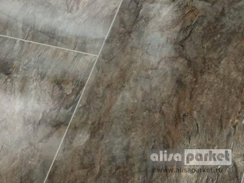 Фото ламината Falquon Blue Line Stone Grizzly Slate в интерьере