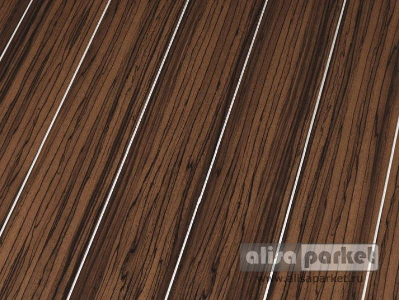Фото ламината Falquon Silver Line Wood Ebony Makkasar в интерьере