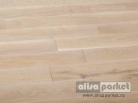 Массивная доска Matraparkett Grandiose Oak White Antique+