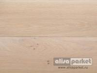 Массивная доска Matraparkett Grandiose Oak White Superior