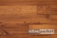 Массивная доска Bau Master Natural Line Larch Light Walnut