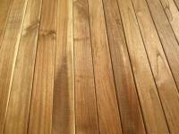 Террасная доска Crespano Parchetti Decking Teak Asia