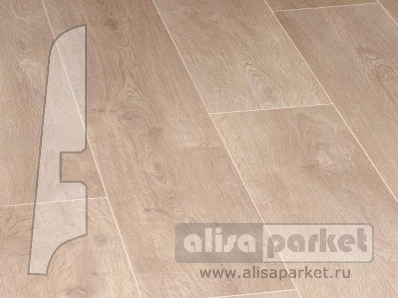 Фото Плинтуса и пороги BerryAlloc Плинтус МДФ 60x14мм White Oak Select