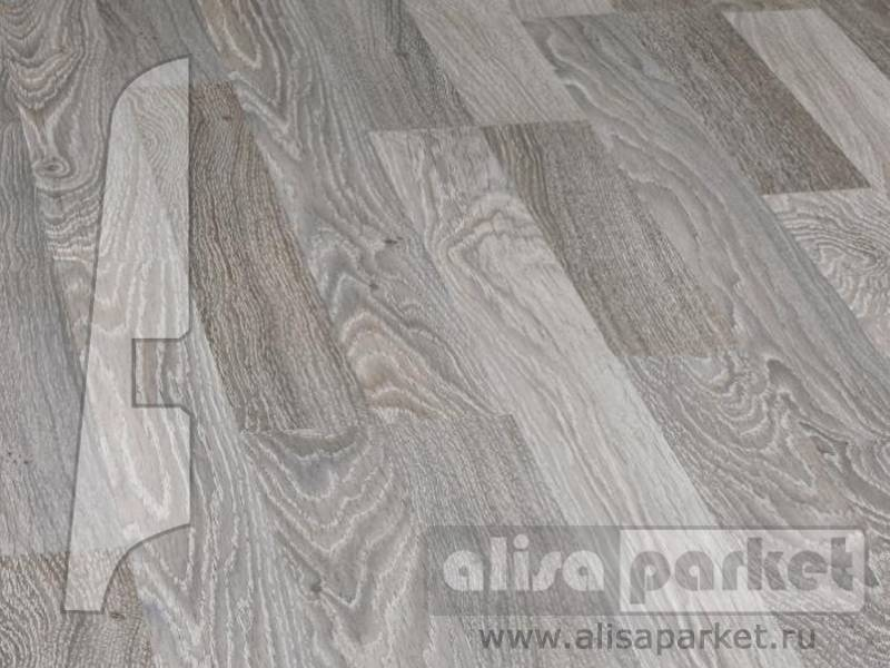Фото Плинтуса и пороги BerryAlloc Плинтус МДФ 60x14мм Royal White Oak