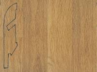 Плинтуса и пороги Quick-Step Плинтус МДФ 58x12мм Natural varnished oak plank 896