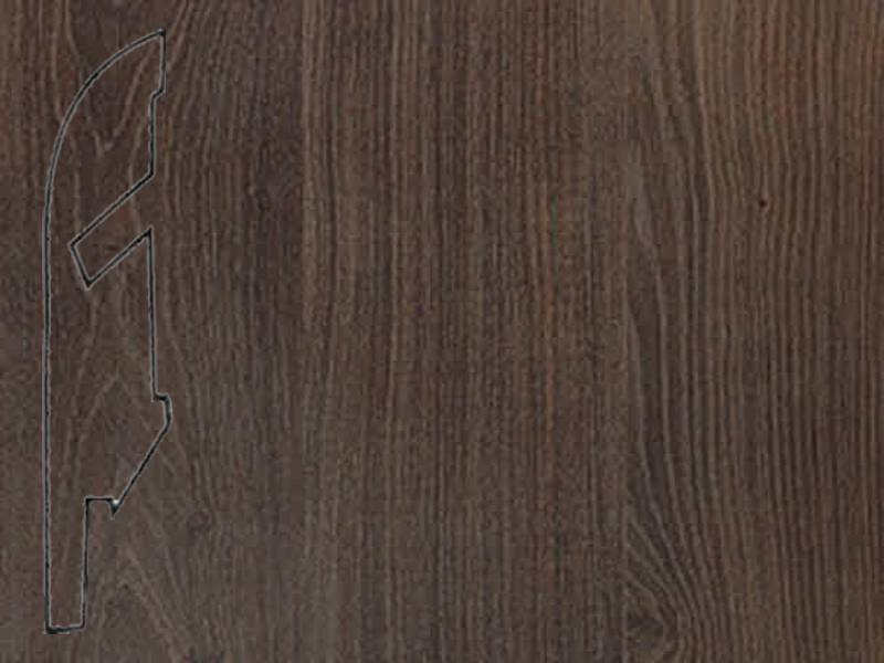 Фото Плинтуса и пороги Quick-Step Плинтус МДФ 58x12мм Brown oiled oak