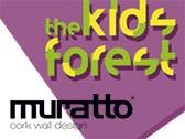 Пробковое покрытие Muratto The Kids Forest